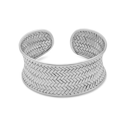 Picture of Concave Woven Cuff Bracelet